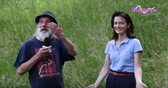 Maurienne TV avec Daniel Gros et Emilie Bonnivard