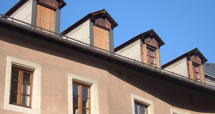 Logement vacant centre ancien Maurienne