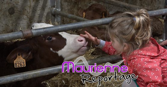Maurienne reportage Ferme de Bellecombe