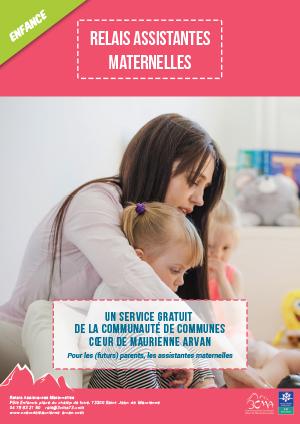 Relais Assistantes Maternelles 3CMA