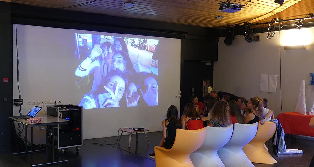 Salle Espace Jeunes Le Break