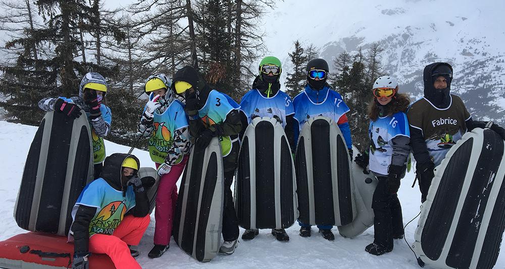 L'Espace Jeunes à la montagne 3CMA