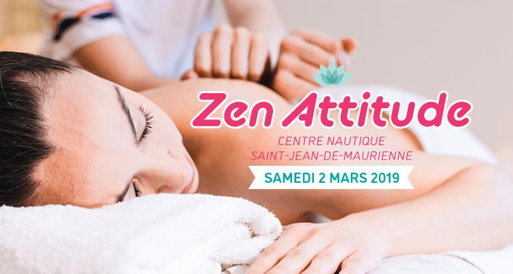 Soirée Zen Centre nautique Saint-Jean-de-Maurienne
