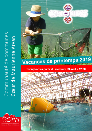 Animations printemps 2019 3CMA