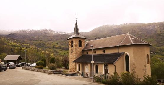 Eglise de Saint-Pancrace Maurienne