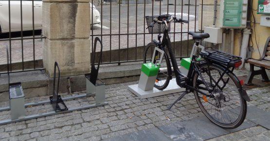 Vélo électrique 3CMA