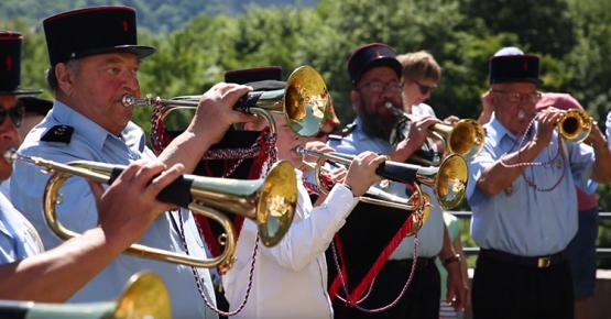 Fanfare La Tour-en-Maurienne 3CMA