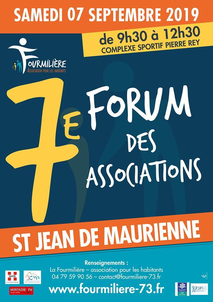Forum des associations Saint Jean de Maurienne