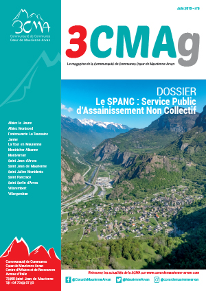 Couverture 3CMAG 5