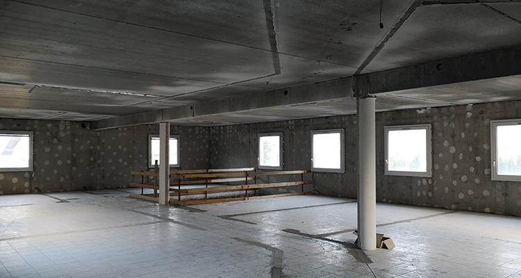 3ème étage anciens bureaux de Maurienne Tourisme