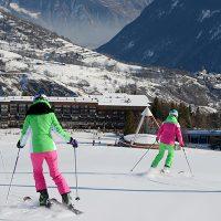 Ski station Le Corbier
