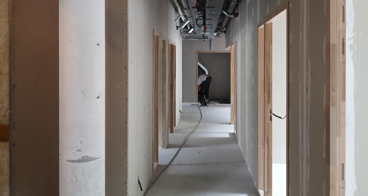 Couloir maison intercommunalité 3CMA