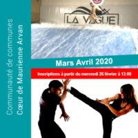 Couverture programme Espace Jeunes 3CMA