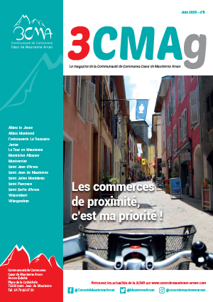 couverture 3CMAG 8