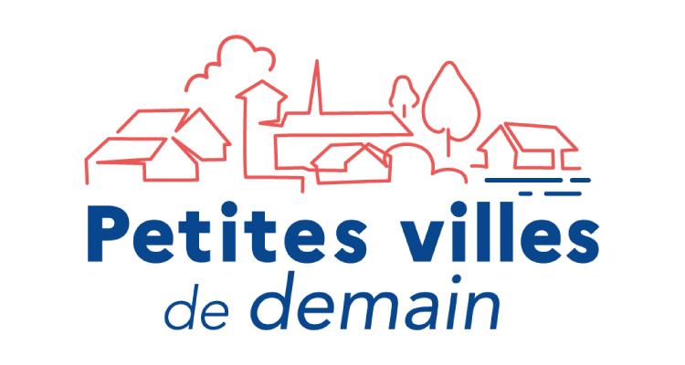 Logo petite ville de demain