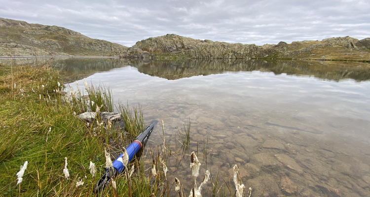 Lac Bramant eau 3CMA