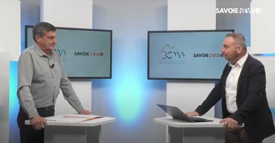 Savoie News Jean Paul Margueron