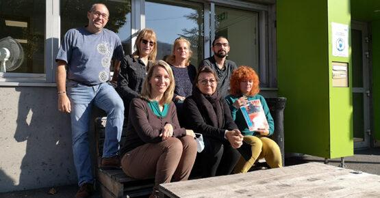 Equipe Espace Jeunes 3CMA